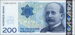 Валюта Норвегии, Деньги Норвегии