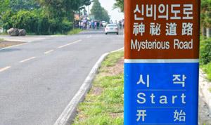 Таинственная дорога