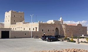 Монастырь Святого Иакова (Дэйр Мар Якуб)