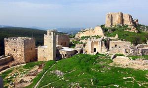 Замок Саллах Ад-Дина