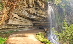 Водопады Вади Аль Калаа