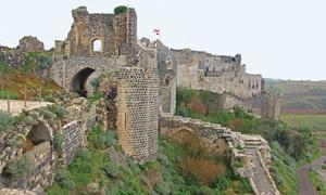 Замок Маркаб