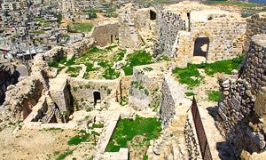 Замок Масьяф