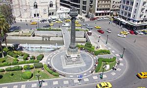 Площадь Марже