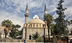 Мечеть Такийе Ас Сулеймания