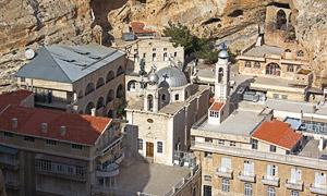Маалюля - Монастырь Святой Феклы
