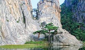 Кымган-сан - Алмазные горы