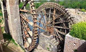 Нории - Водяные колёса