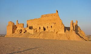 Замок Рахба