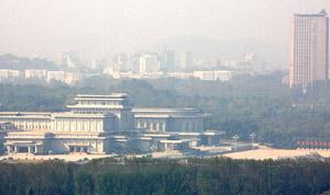 Мавзолей Ким Ир Сена