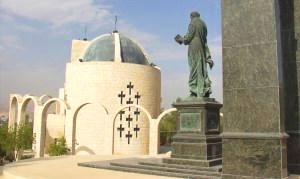 Патриарший монастырь Святого Павла Апостольского видения